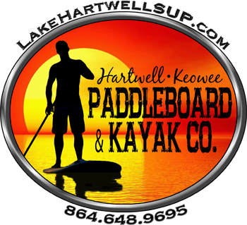 Paddleboard and Kayak Rentals on Lake Hartwell