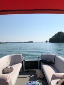 Lake Keowee Pontoon Boat Rentals